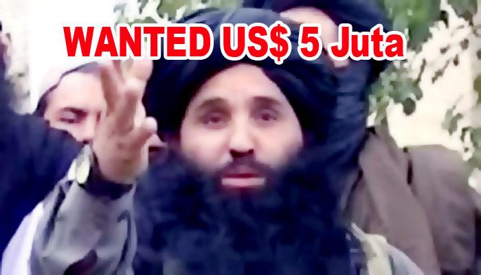 Jelang Idul Fitri, Pasukan AS Berhasil Membunuh Pemimpin Taliban Yang Berharga US$ 5 Juta