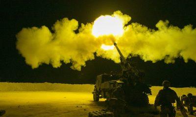 Operasi Roundup AS Memerangi ISIS di Suriah dan Irak (Foto: Zakia Gray)