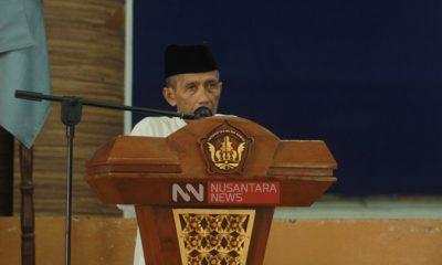KH. Aniq Muhammadun: Islam Ajarkan Orang Tidak Pendendam. (FOTO: NUSANTARANEWS.CO/Rosidi)