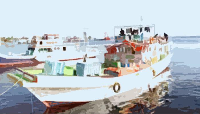 Kapal Dengan Puluhan Penumpang Tenggelam di Selat Makassar