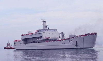 Kata Menhan, Ada 12 Kapal Landing Ship Yang Sedang Kita Bangun copy