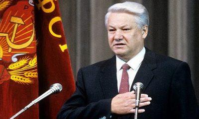 boris yeltsin, presiden rusia, pemimpin rusia, boris yeltsin pemimpin rusia, uni soviet pecah, uni soviet bubar, perjuangan yeltsin, konflik yelsin-gorbachev, pemimpin soviet, nusantaranews
