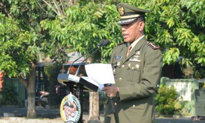 Komandan Korem (Danrem) 082 CPYJ, Kolonel Arm Budi Suwanto. (FOTO: NUSANTARANEWS.CO/CPYJ)