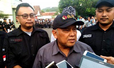 Komisioner Bawaslu Jabar Wasikin Marzuki. (FOTO: NUSANTARANEWS.CO/Fokus Jabar)