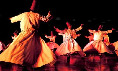 Konya Dervish Festival. (FOTO: goremejasminehouse.com)