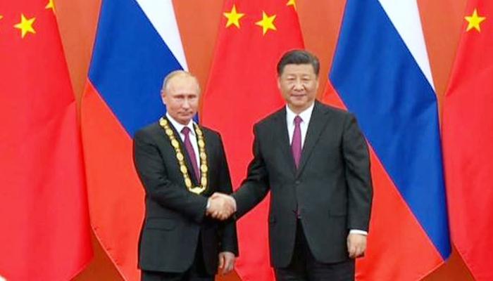 Kunjungan Presiden Putin Ke Cina Menghasilkan Banyak Kesepakatan