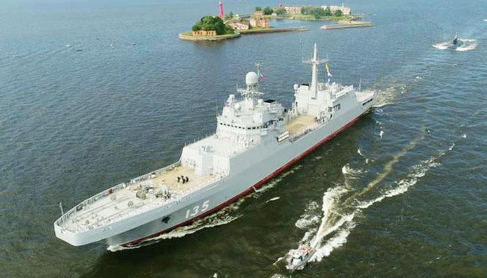 Mengenal Ivan Gren, Kapal Landing Ship Terbaru Rusia