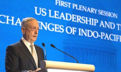 james mattis, strategis indo-pasifik as, strategi as, kawasan indo-pasifik, strategi pertahanan as, integritas indo-pasifik, kedaulatan indo-pasifik, pertahanan nasional amerika, nusantaranews
