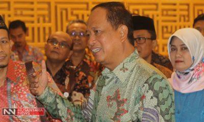 Menristekdikti, Mohamad Nasir (Foto Dok. Nusantaranews)