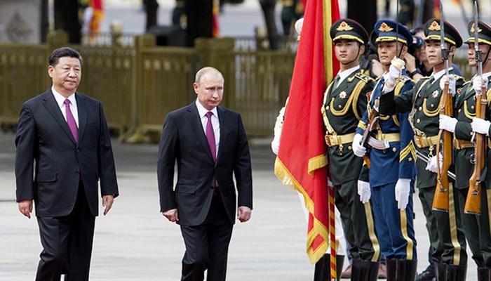 Menyimak Kunjungan Presiden Putin Ke Cina copy