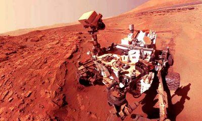 NASA Temukan Bukti Kehidupan di Planet MarsNASA Temukan Bukti Kehidupan di Planet Mars
