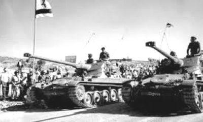 Pasukan Israel dalam Perang Enam Hari atau Perang Israel-Arab 1967. (Foto: Ist)