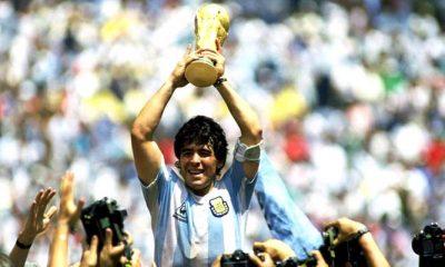 kampiun piala dunia 1986, piala dunia 1986, diego maradona, argentina juara, timnas argentina, jerman barat, nusantaranews