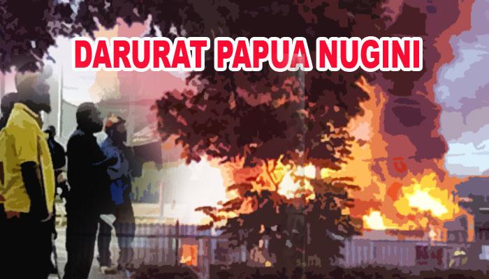 Papua Nugini dalam keadaan darurat