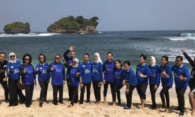 Para Politisi Demokrat Yakin Destinasi Wisata Pacitan Maju Pesat. (FOTO: NUSANTARANEWS.CO/Muh Nurcholis)