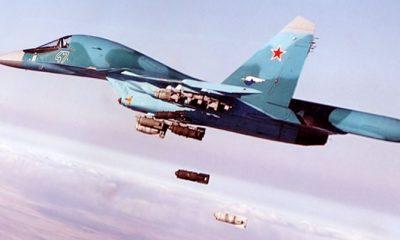 Pasukan Elit Suriah Berhasil Merebut 7 Kota Dari Tangan teroris Dengan Dukungan Serangan Udara Jet Tempur Rusia