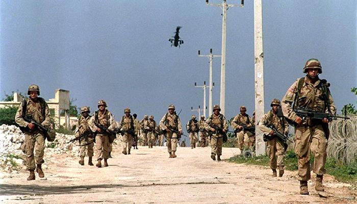 somalia, pasukan as-somalia, pasukan africom, patroli pasukan africom, mogadishu, al-shabab, teroris somalia, militan somalia, pemerintah somalia