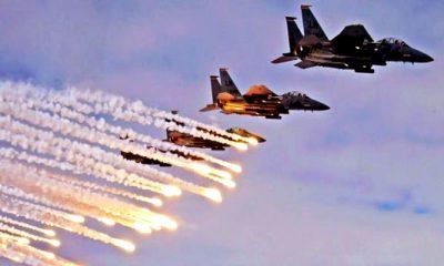 Pasukan Koalisi Pimpinan Arab Saudi Kembali Melakukan Serangan Besar-besaran Ke Yaman