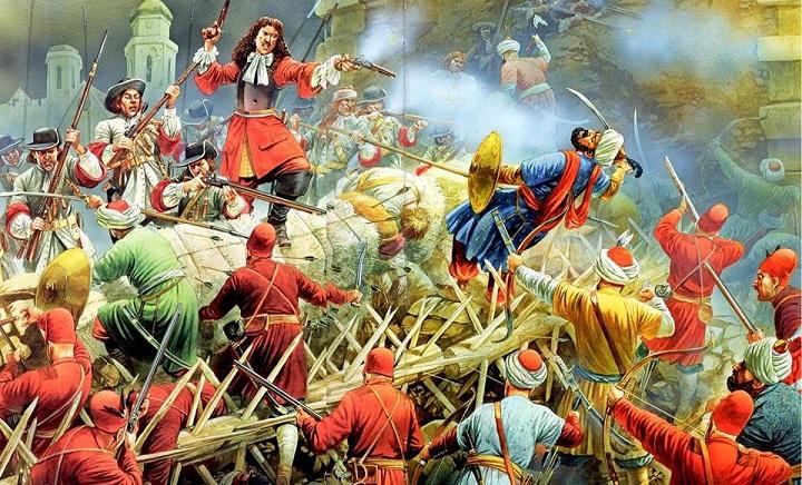 Pasukan Turki berhasil merebut Siprus setelah mengerahkan armada baru menyerbu Don John dari Austria (Ilustrasi: Istimewa)
