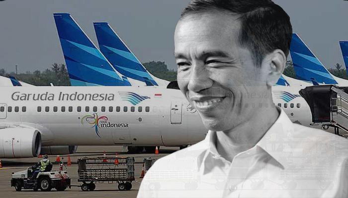 Negara Harus Hadir Selamatkan Garuda Indonesia (Ilustrasi Nusantaranews)