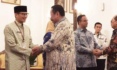 Perayaan HUT DKI Jakarta Ke-491 Mulai Di Gelar Nanti Malam