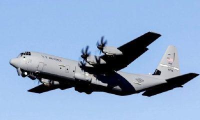 Pesawat Hercules Tipe J pesanan TNI AU. (FOTO: NUSANTARANEWS.CO/Istimewa)