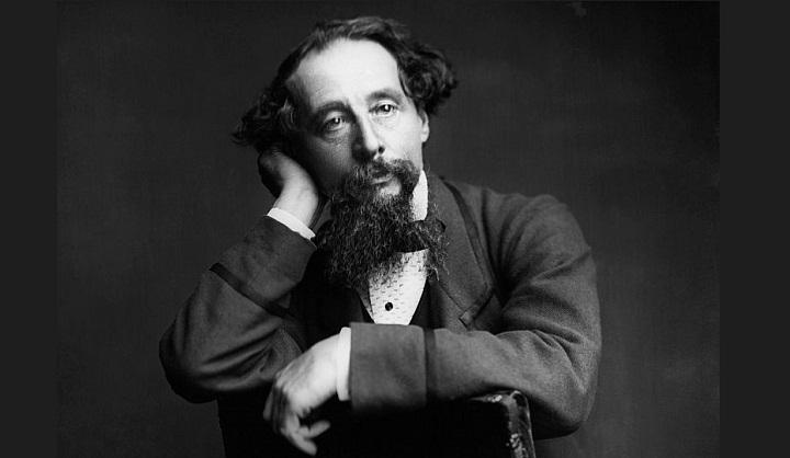 Charles Dickens. (FOTO: NUSANTARANEWS.CO/gettyimages)