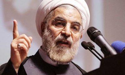 Presiden Iran Hassan Rouhani Menyerukan Rakyat Agar Bersatu Melawan AS