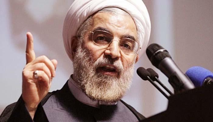 Hasil gambar untuk foto presiden iran hassan rouhani