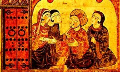 Puisi Erotis Ibnu Arabi: Kontempelasi KeIlahian melalui Perempuan. (FOTO: Progressive Scottish Muslims)