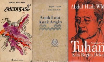 Puisi-Puisi Tebaik Abdul Hadi WM. (Ilustrasi: NUSANTARANEWS.CO)