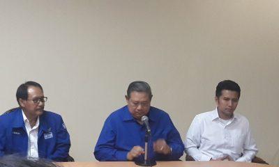 Ketua Umum Partai Demokrat Susilo Bambang Yudhoyono (SBY). (Foto: Setya N/NUSANTARANEWS.CO)