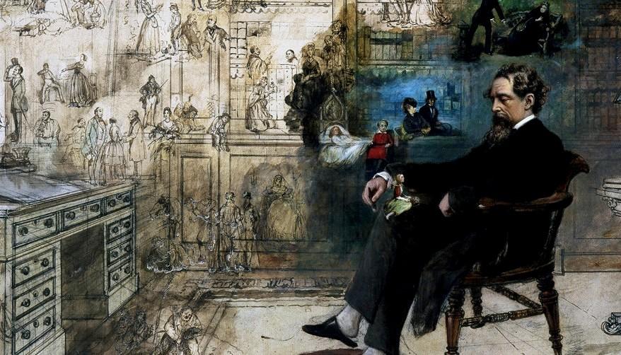 Hari Ini Petualangan Abadi Sastrawan Dunia Charles Dickens. (FOTO: tgtourism)