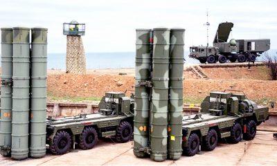 Sistem pertahana udara S-400 Rusia