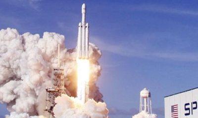 SpaceX Mendapat Kontrak Senilai US$ 130 Juta Dari Angkatan Udara