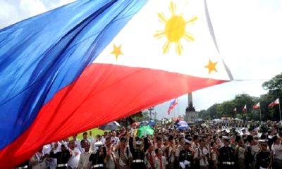 filipina, kemerdekaan filipina, filipina jajahan spanyol, kebudayaan barat filipina, filipina-as, filipina koloni spanyol, hari kemerdekaan filipina, nusantaranews, emilio aguinaldo, penjajahan spanyol