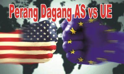 Uni Eropa Balas Kenakan Bea Masuk Bagi Produk AS