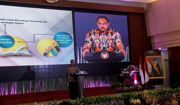 Wakil Ketua BPK RI, Bahrullah Akbar (Foto Dok. Nusantaranews.co)