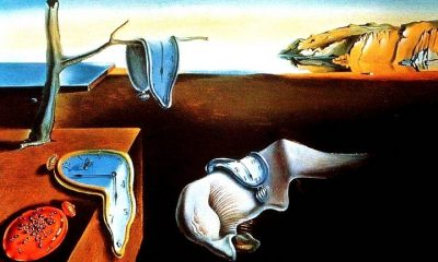 Ziarah Ingatan - Ilustrasi by Salvador Dalí.(Foto: artspecialday)