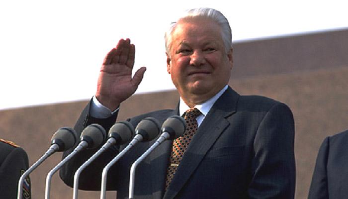 boris yetlsin, uni soviet, presiden rusia, pemimpin rusia, uni soviet runtuh, presiden pertama rusia, mikhail gorbachev, presiden kedua rusia, nusantaranews