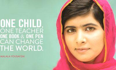 hari malala, malala yousafzai, peraih nobel termuda, aktivis perempuan pakistan, perjuangan malala, pengabdian malala, nusantaranews