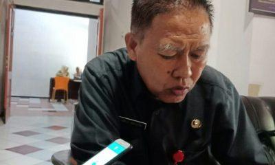 A. Masuni Kepala Dinas Pemberdayaan Masyarakat Kabupaten Sumenep. (FOTO: NUSANTARANEWS.CO/Mahdi Al Habib)