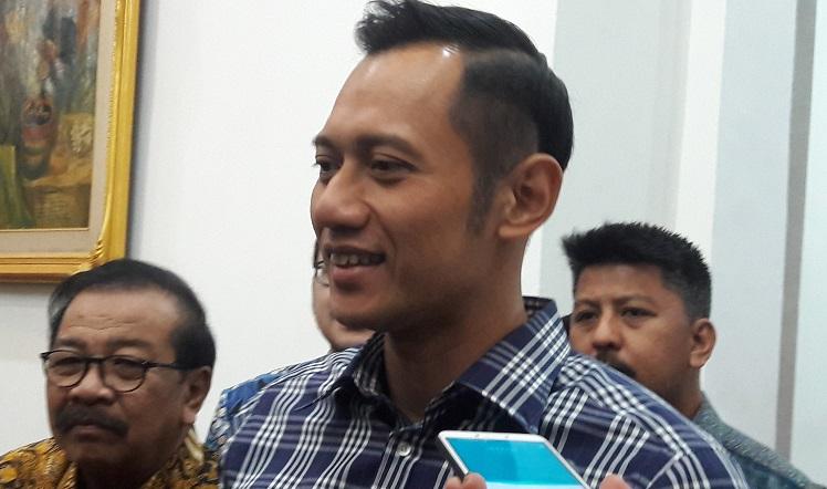 Agus Harimurti Yudhoyono (AHY) (Foto Dok. Tri Wahyudi)