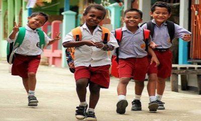 Anak Sekolah Dasar (Foto Istimewa)