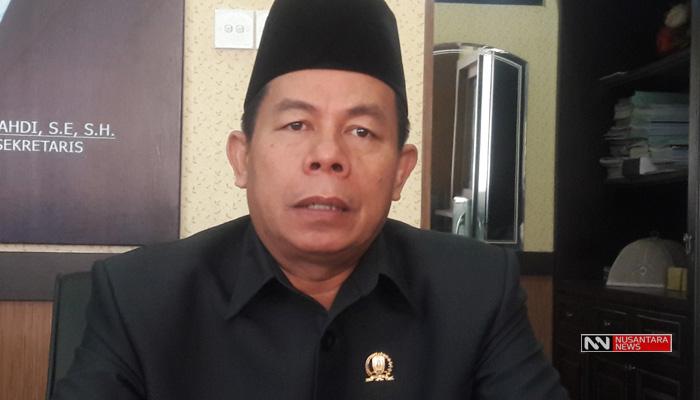 Anggota FPPP DPRD Jawa Timur Suhermin Abdul Muhaimin (Foto NUSANTARANEWS.CO/Setya)