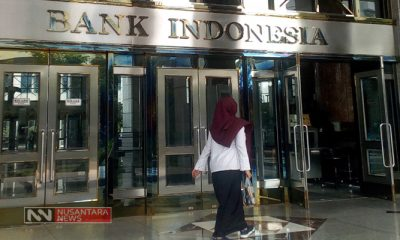 Bank Indonesia (BI). (Foto Dok. Nusantaranews.co/Romadhon)