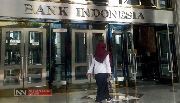 Bank Indonesia (BI). (Foto Dok. Nusantaranews.co/Romadhon)