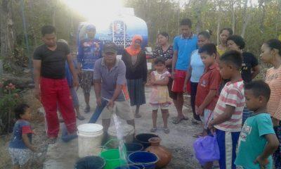 bencana kekeringan ponorogo, ibas, droping air bersih, warga ponorogo, air bersih ponorogo edhie baskoro yudhoyono, ponorogo