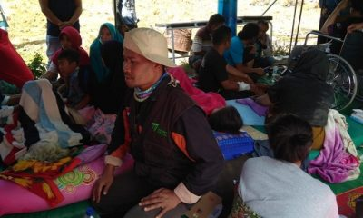 Dompet Dhuafa menerjunkan dapur keliling (Darling) untuk korban gembang di Lombok. (FOTO: Dompet Dhuafa/NUSANTARANEWS.CO)