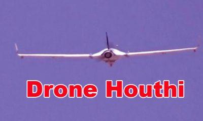 Drone Houthi Serang Markas Koalisi